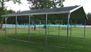 Boxed Eave 12' x 21' x 6'copy